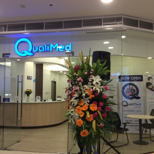 QualiMed Clinic UP Town Center